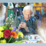 A Photo of Don Sutherland on his 100th Birthday