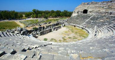 Three Philosophers From Miletus