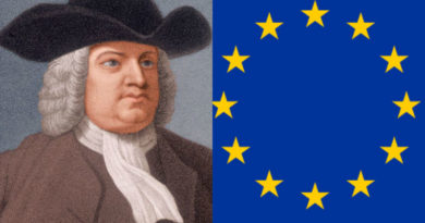 William Penn's idea of a European Parliament