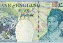 5. Elizabeth Fry £5 Note
