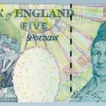 Elizabeth Fry £5 Note