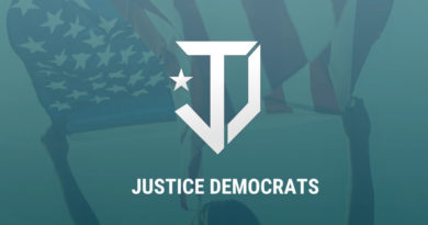 Justice Democrats: For The Many Not The Few