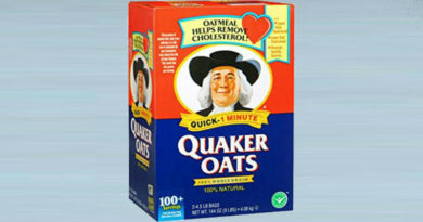 A Box of Quaker Oats