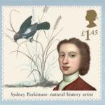 Postage Stamp of Sydney Parkinson