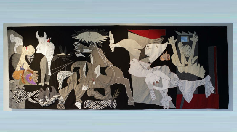 Remaking Picasso's Guernica