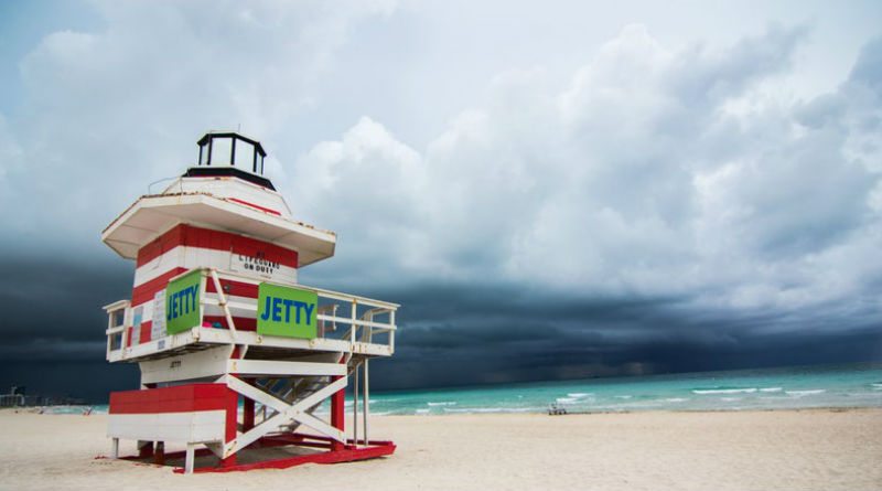 Miami's Coastline and the Climate Change Deniers
