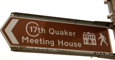 Find a Quaker Meeting