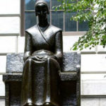 Statue of Mary Dyer