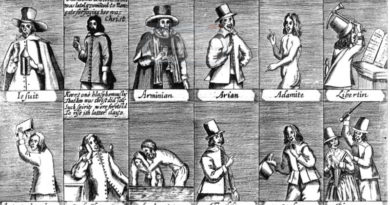 The 1647 Catalogue of Sects