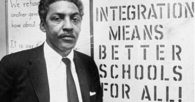 Bayard Rustin Speaks Truth To Power